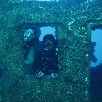Dive a Shipwreck