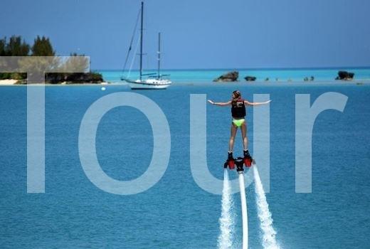 Fly Boarding!