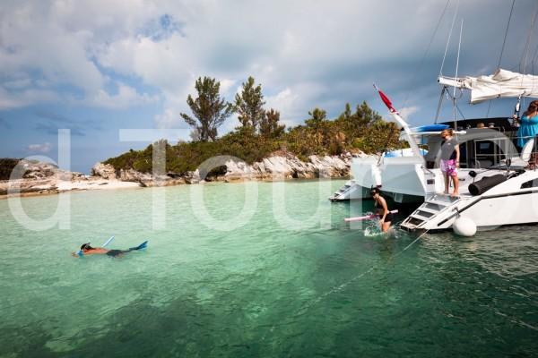 Catamaran Snorke